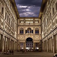 Le Musée des Offices - Florence