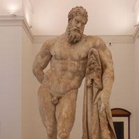Le Musée archéologique - Naples