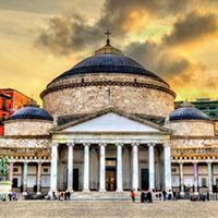 Le centre historique de Naples